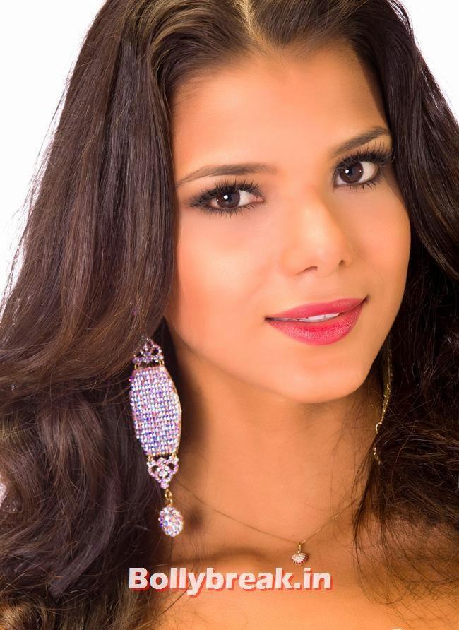 Miss Brazil, Miss Universe 2013 Contestant Pics