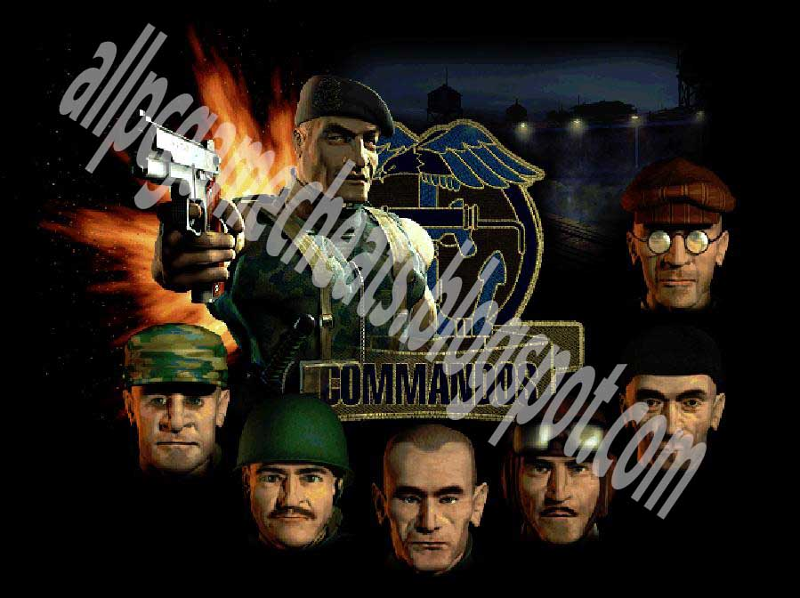 Commandos 1: behind enemy lines free download full version youtube.