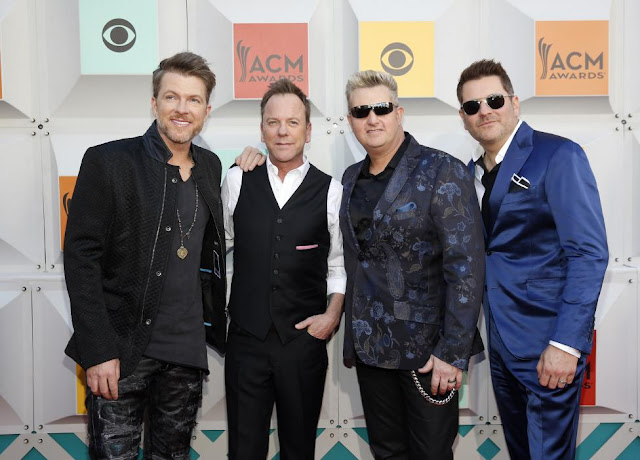 Academy of Country Music (ACM) Awards 2016 Red Carpet Photo