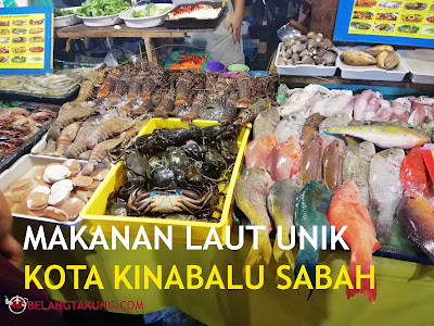 Makanan Laut WaterFront Seafood Night Market