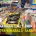 Syurga Makanan Laut Di Waterfront Seafood Night Market Kota Kinabalu