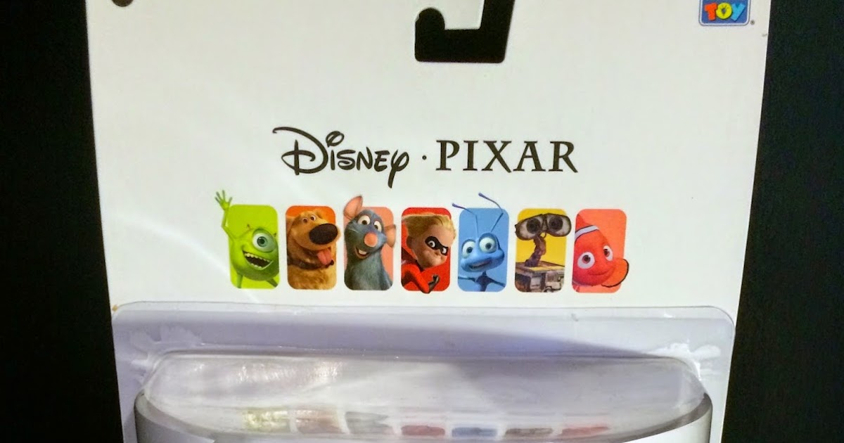 Dan The Pixar Fan Wall E Cube N Stack Wall E Action Figure
