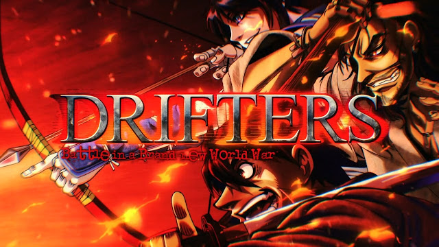 Drifters - Batch Subtitle Indonesia