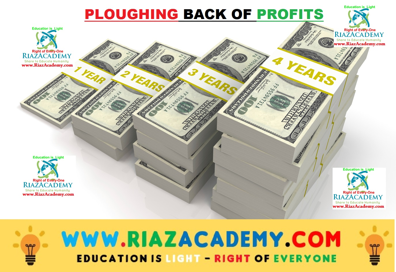 Ploughing back of Profits - Advantages and Disadvantages