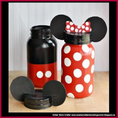 Dollar Store Crafter Make These Cute Disney Vacation Fund