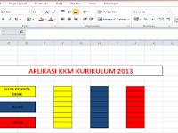 Download Aplikasi KKM Kurikulum 2013 SD, SMP dan SMA Terbaru