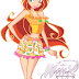 Winx Club frutti music!!