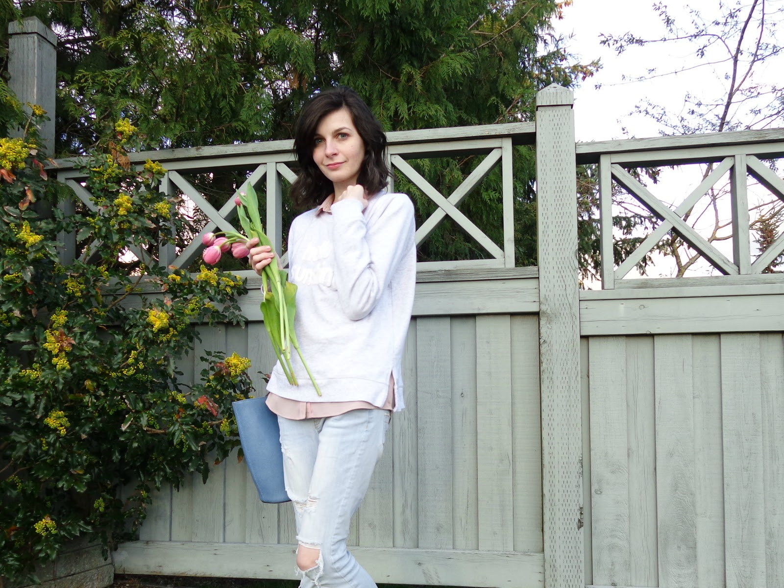 Spring Tulips Outfit 2