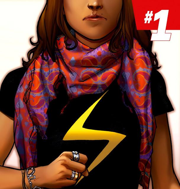 Comentário: Ms. Marvel – Nada Normal (Editora Panini)