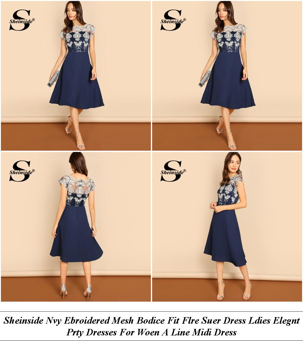Formal Dresses For Women - Clearance Sale Uk - Off The Shoulder Dress - Cheap Ladies Clothes