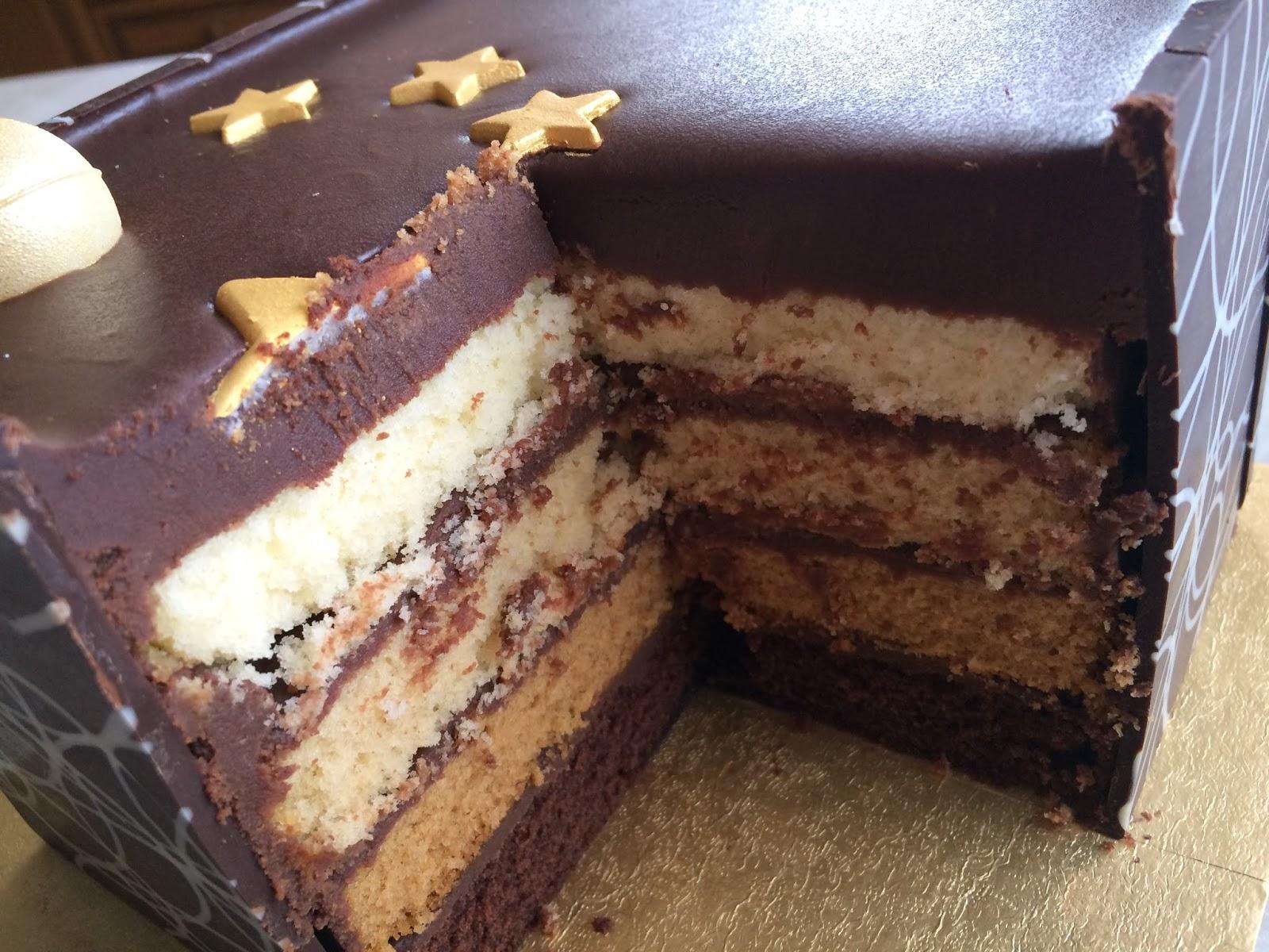 Asda  Inch Cake Box