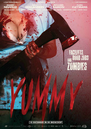 Yummy 2020 HDRip 720p Dual Audio In Hindi English