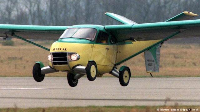 Aerocar Tipe N102D