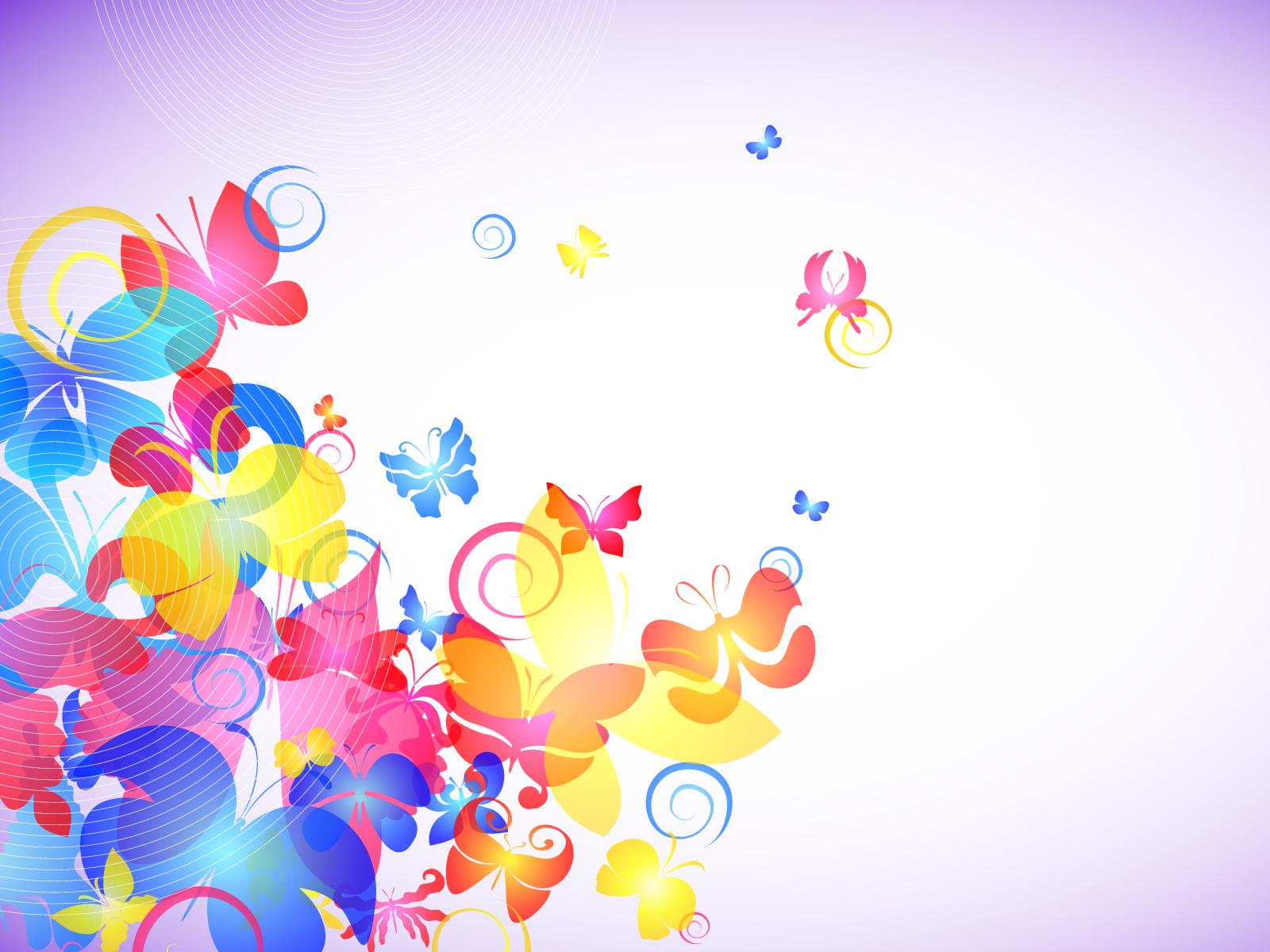 Banco de imagenes y fotos gratis wallpapers de mariposas 4 for Wallpaper styles and colors