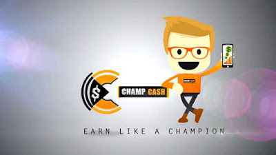 Earn Money Online With Your Android Mobile ( ChampCash ) 1