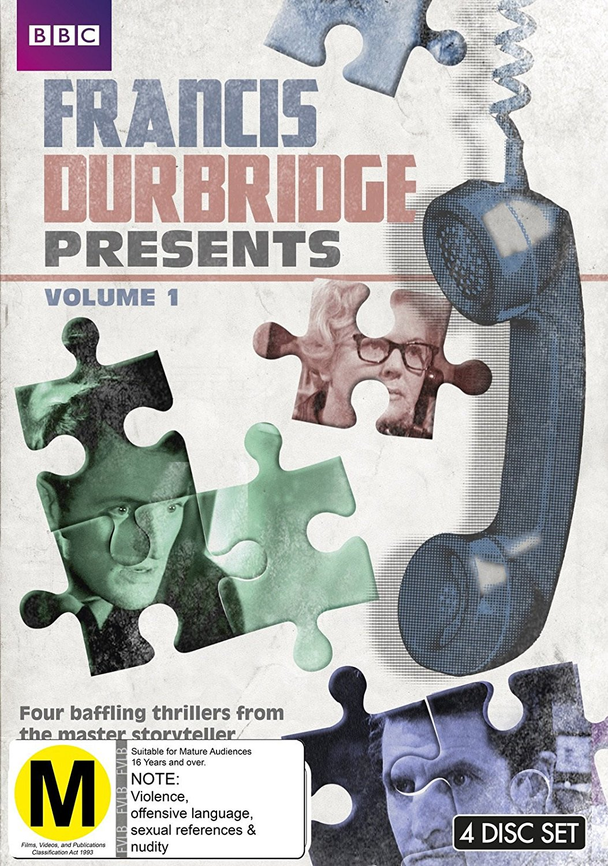 Cult Tv Lounge Francis Durbridge Presents The Desperate border=