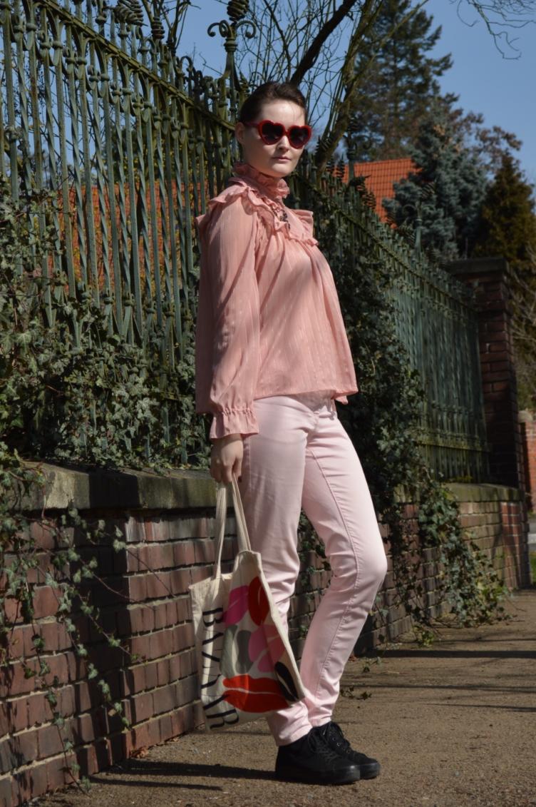 fashionista, personal style, tonal dressing, quaintrelle, georgiana quaint, harper´s bazaar, vagabond, H&M