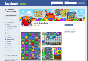 Play Candy Crush Saga On Facebook - How To Play With Other Gamers   Link Candy Crush Saga To Facebook