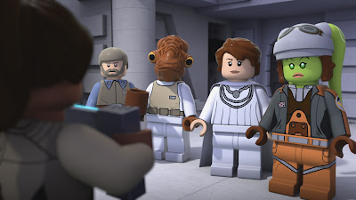 Photo credit: ™ & © The LEGO Group & Lucasfilm Entertainment Company Ltd. LLC. All rights reserved.