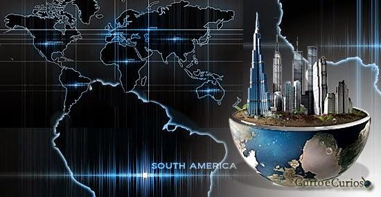 Qual é o prédio mais alto do mundo? e os prédios mais altos de cada continente?