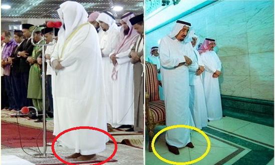 �ت�ج� تص��ر� برا� �praying inside the kaaba+shoe��
