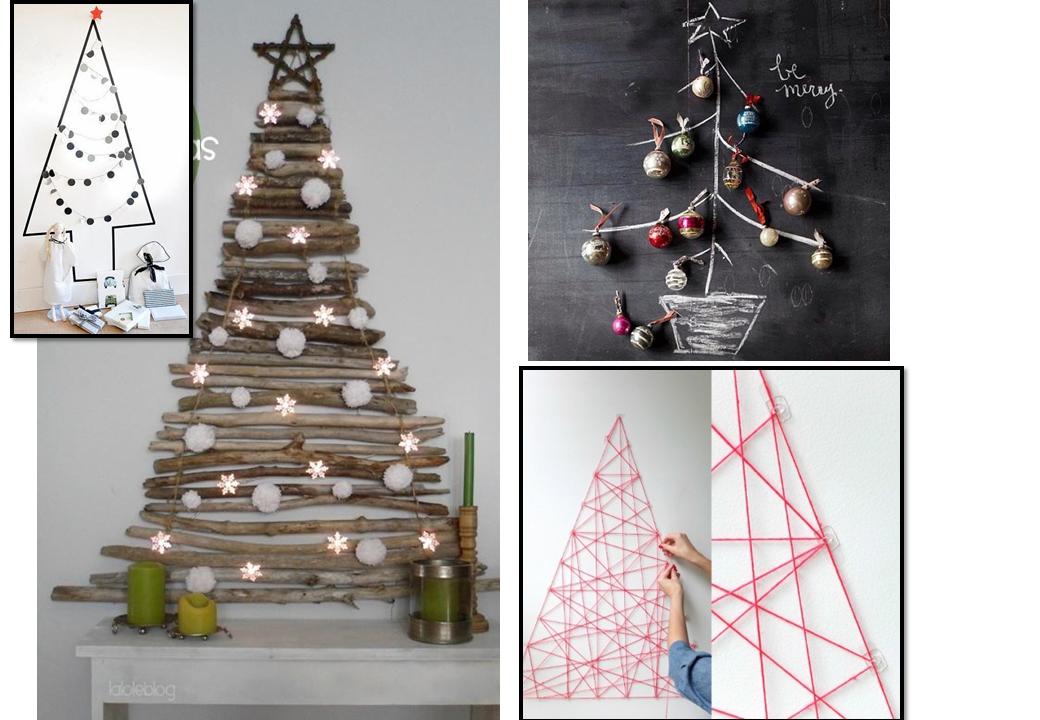 diseño arboles navidad