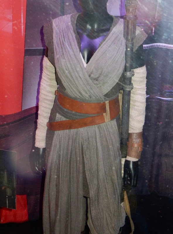 Star Wars Last Jedi Rey costume