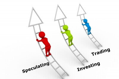 Difference between investor trader and speculator
