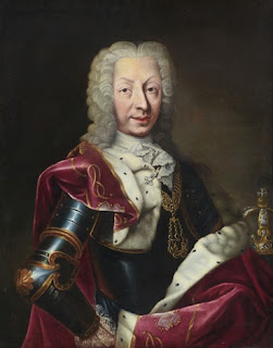 Charles Emmanuel III of Savoy, who invited Giay  to become maestro di cappella at the royal chapel