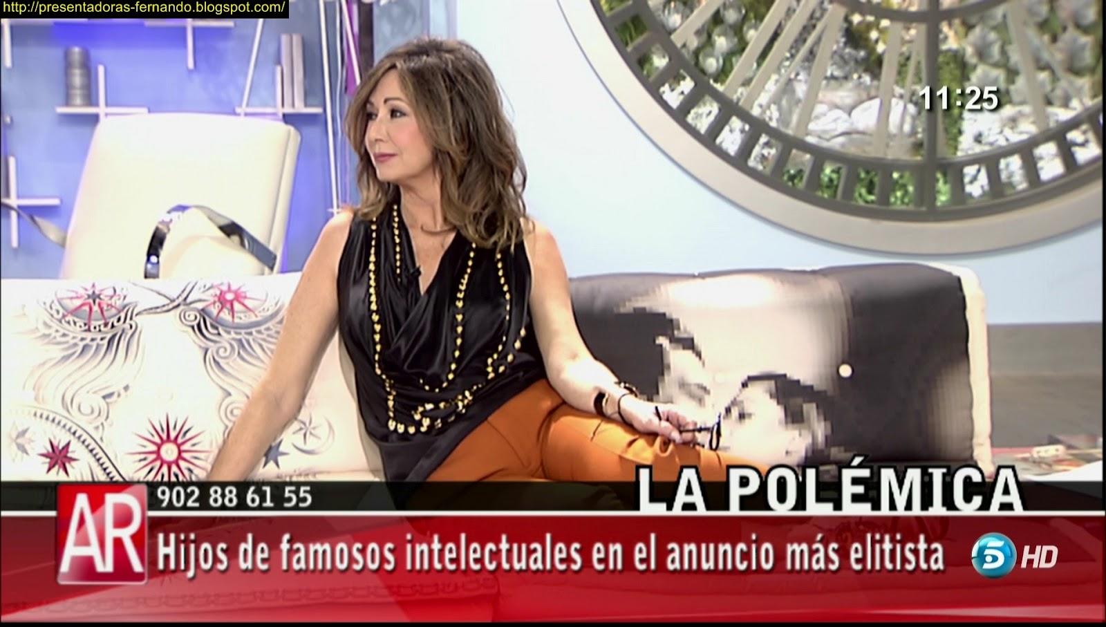 Ana Rosa Quintana Follando presentadoras-fernando: ana rosa quintana y beatriz cortazar