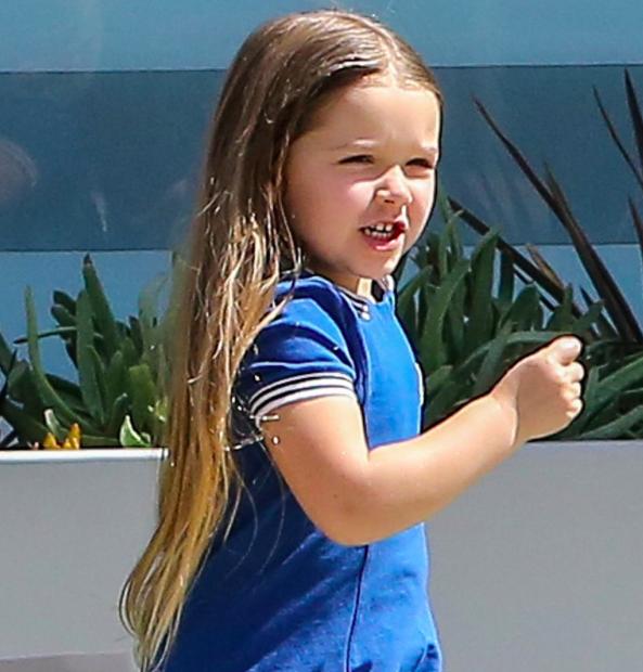 Harper S Nursery Updated: Harper Beckham Fashion Blog: Update: March 2016: Harper