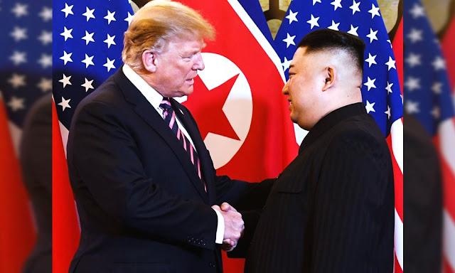 Cumbre entre Trump y Kim concluye sin acuerdo