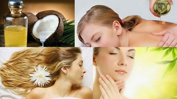 Cách dưỡng TÓC, dưỡng DA với dầu Dừa hiệu quả nhất!