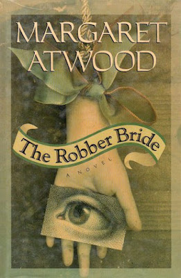 The Robber Bride by Margaret Atwood, Book Scoop, InToriLex