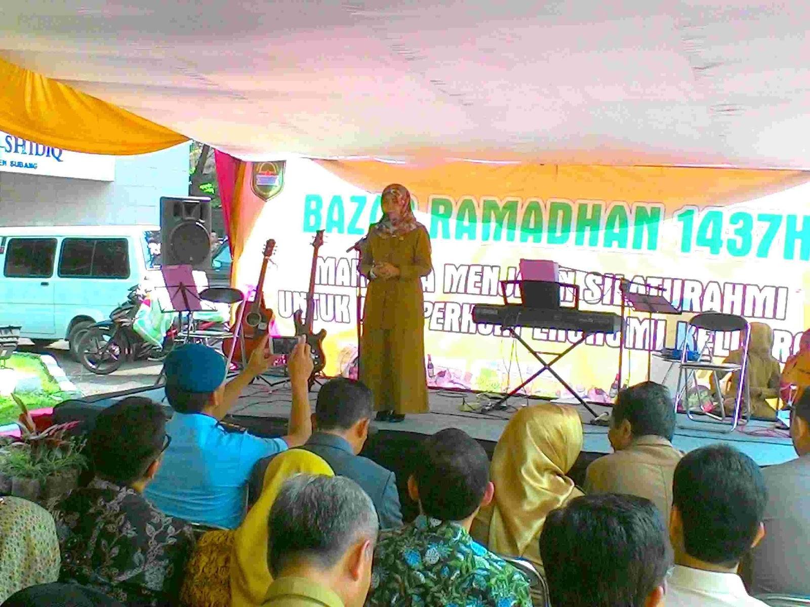Istri Ojang: Jaga Keutuhan dan Kesatuan Subang