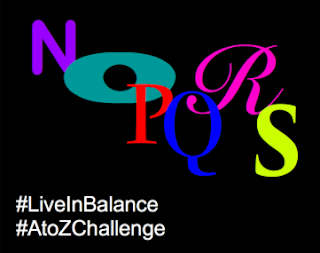 Linzé Brandon, Live in Balance, Goals 2017, online journal, #atozchallenge