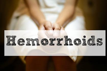 ASKEP | Asuhan Keperawatan Hemoroid