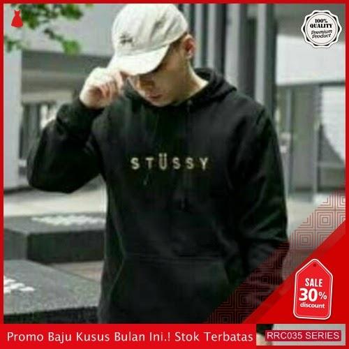 RRC035S28 Sweater Clasik Hodie Cowo Cewe Stussi Clasik BMGShop