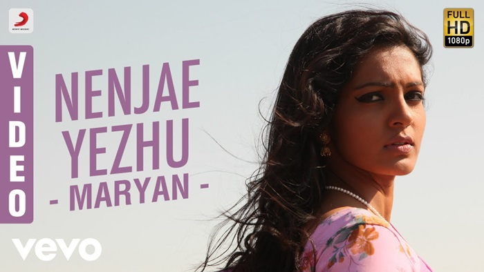 Nenjae Yezhu Video Song Download Maryan 2013 Tamil