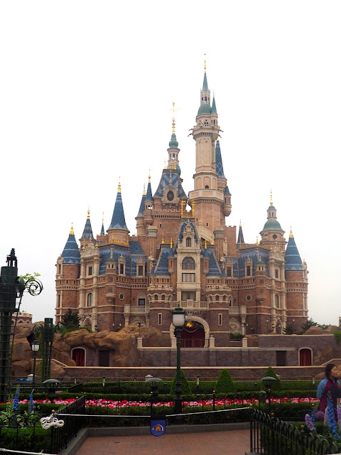 Enchanted Storybook Castle, Shanghai Disneyland, China