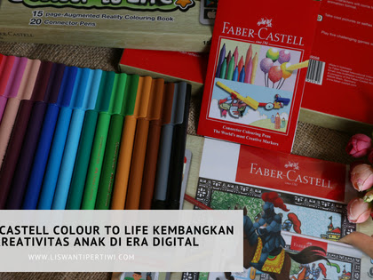 Faber-Castell Colour To Life Kembangkan Kreativitas Anak di Era Digital