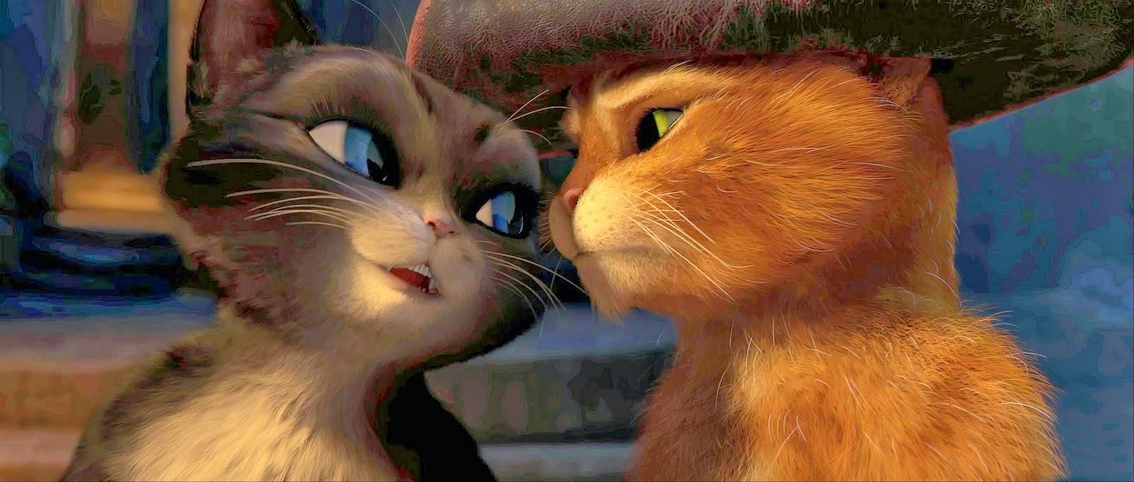 Puss in Boots 2011 Antonio Banderas animatedfilmreviews.filminspector.com