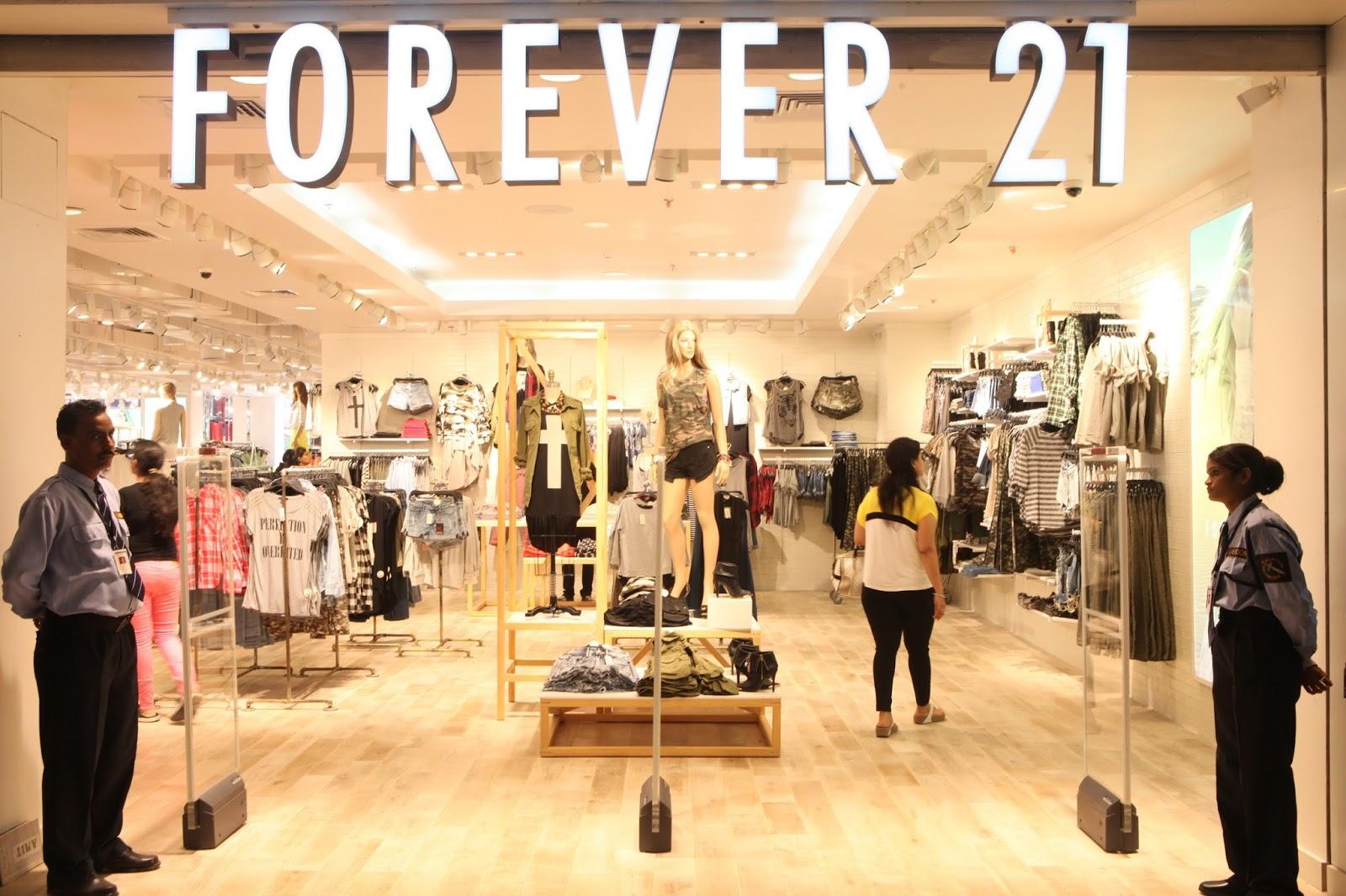 5ca87e30636 Londrina terá loja da gigante Forever 21