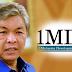 Kes 1MDB Zahid Hamidi Akan Turut Disiasat.