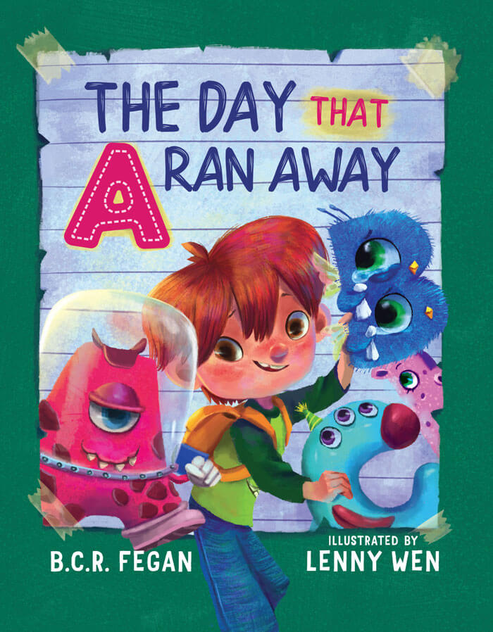 The Day That A Ran Away: Book Review and Activities
