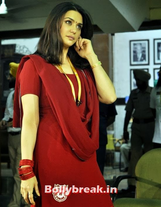 Preity Zinta, Bollywood Actresses Lip Surgery Pics - Before & After