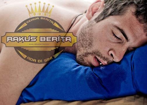 Cara Mengatasi Ngiler Waktu Tidur