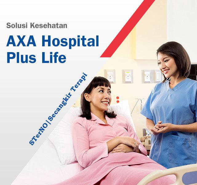 hospital life axa mandiri