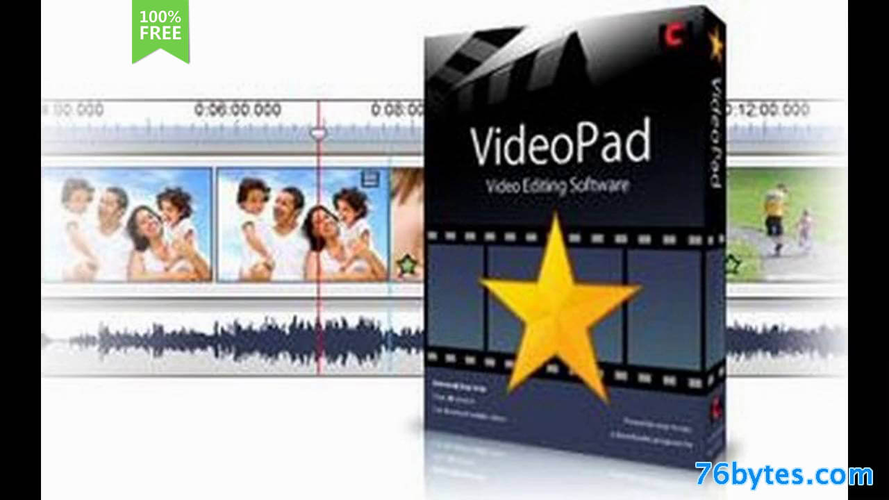 videopad video editor masters edition