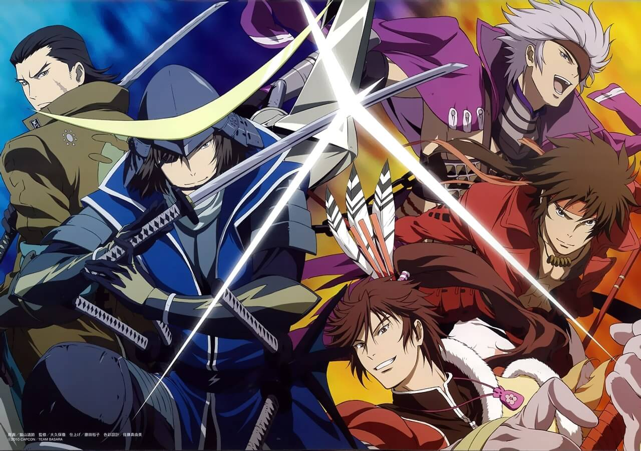 Download Sengoku Basara [TV] Sub Indo : Episode 1-12 END